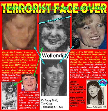 Card Terrorist Face Off V2- Lynette Mary