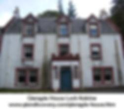 Glengyle House Loch Katrine Close View.j