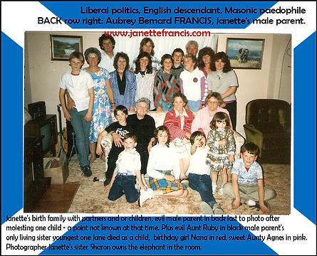 Card 1987 Nanas 80th Birthday Sharons ho