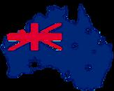 Australia Map Trans Flag Logo.png