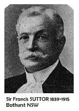 04 Francis SUTTOR 1839-1915 Bathurst NSW