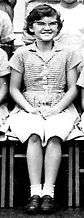 Janette Gail Francis age 10 - 1966 Campb