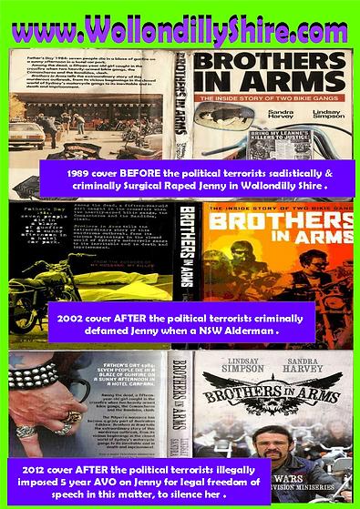 Card BIA 1988 CRIMINAL CONSPIRACY x 3 Co