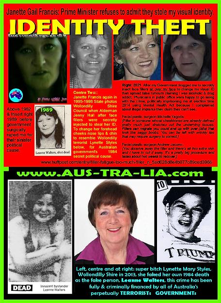 Card 1989 ID Theft by Filler Face Rape10