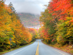 Ultimate New England Fall Road Trip