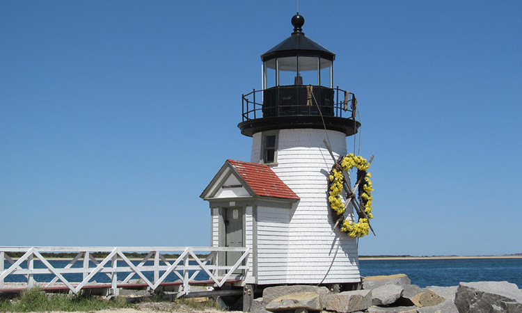 The Lighthouses of Nantucket and MV
