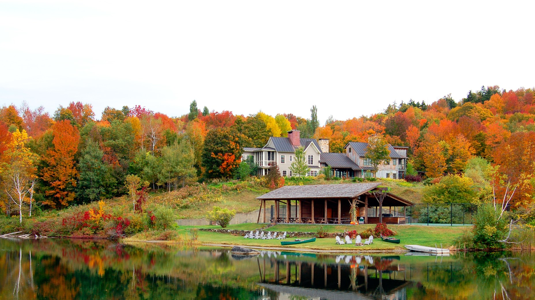 10 Best Things of New England Fall
