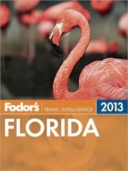 Fodor's Florida 2013