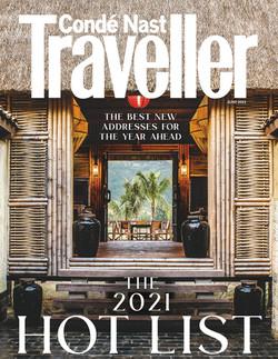 Condé Nast Traveller (UK) Hot List 2021