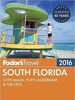 Fodor's South Florida 2016