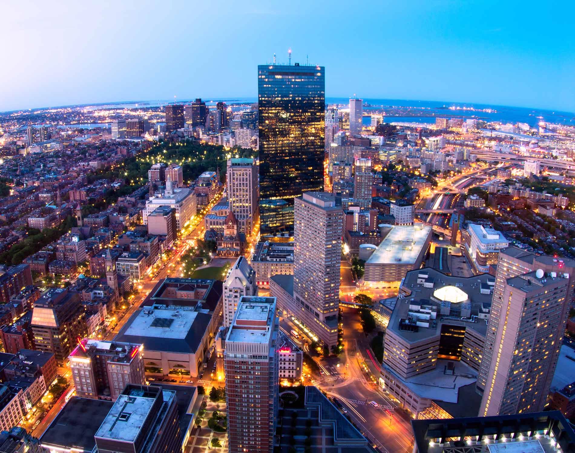36 Hours in Boston
