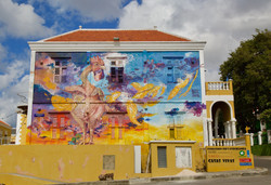The Many Colors of Curacao