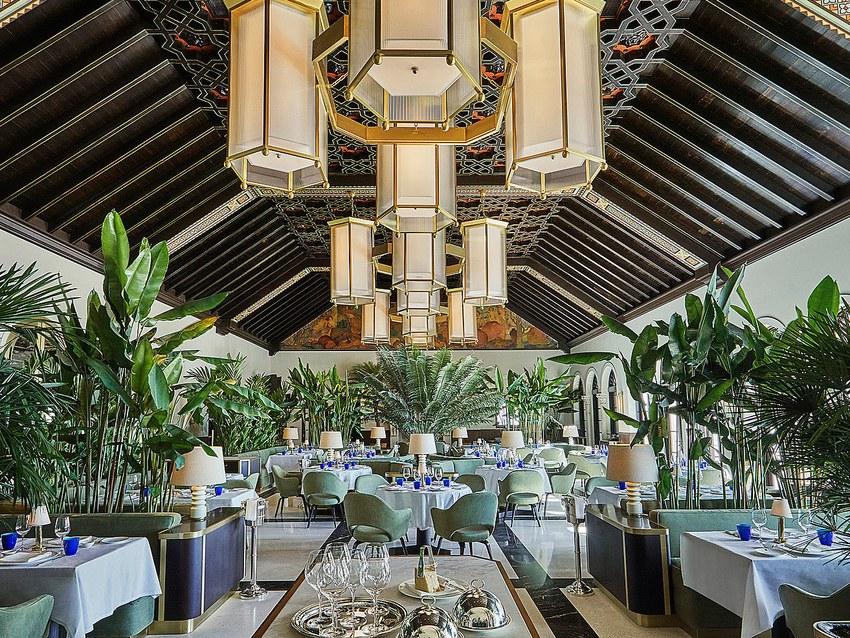 Miami's Big-Deal Int'l Restaurants