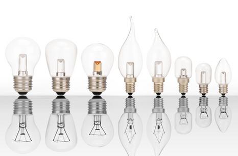 LED Incandescent