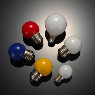 globe golf light bulb