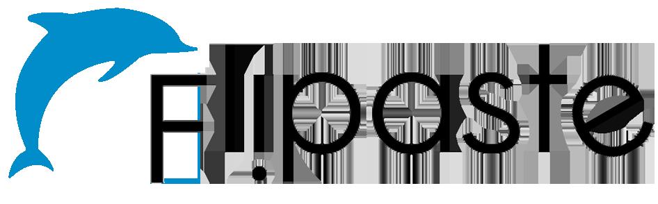 New logo flipaste
