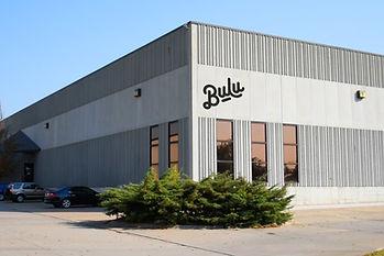 Exterior of Bulu Warehouse