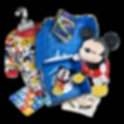 Bulu and Disney Bedtime Adventure Subcription Box