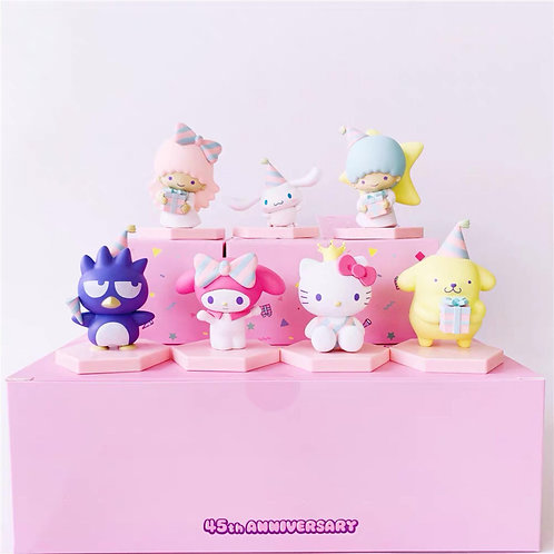 Sanrio characters 45th Anniversary Limited Edition blindboxes (one)