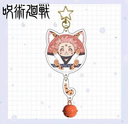 Jujutsu Kaisen Character Acrylic chain