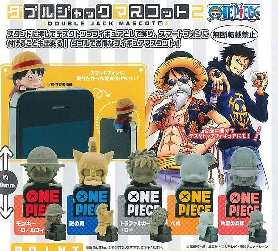 [Gashapon] One Piece Gatcha (ea)