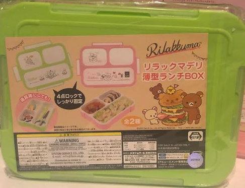 Rilakkuma lunch box container