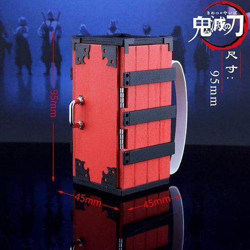 Nezuko Shade Box mini hand made project