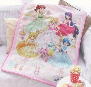B Prize Sailor moon Big Blanket