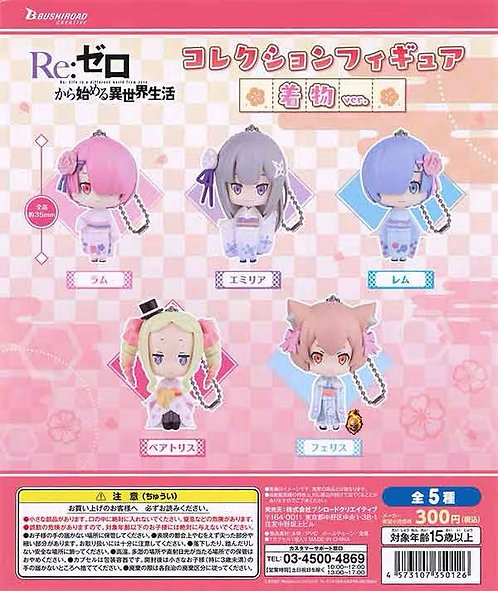 [Capsules]RE:Zero Character Collection (EACH)