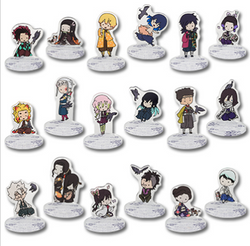 DS acrylic stands - sugar