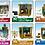 Thumbnail: One Piece Memorial Log Ship - Going Merry ( Set of 6)