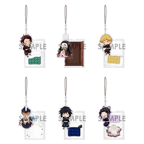Demon Slayer: Kimetsu no Yaiba Good Night Acrylic Strap Vol.1 (LAST SET)