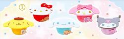 sanrio characters mini table