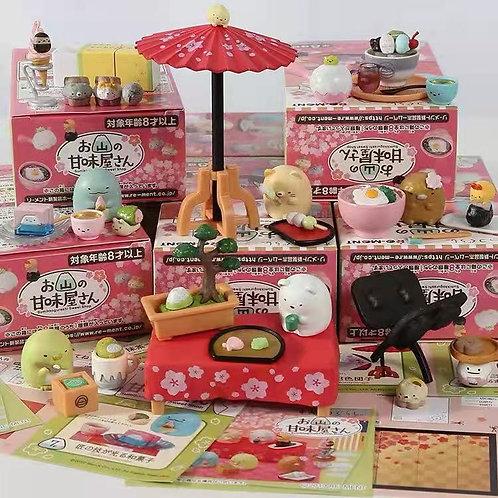 Sumikko Gurashi Sweets Shop Blind box (one)