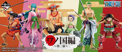 【Ichiban Kuji】One Piece Wano Act 2