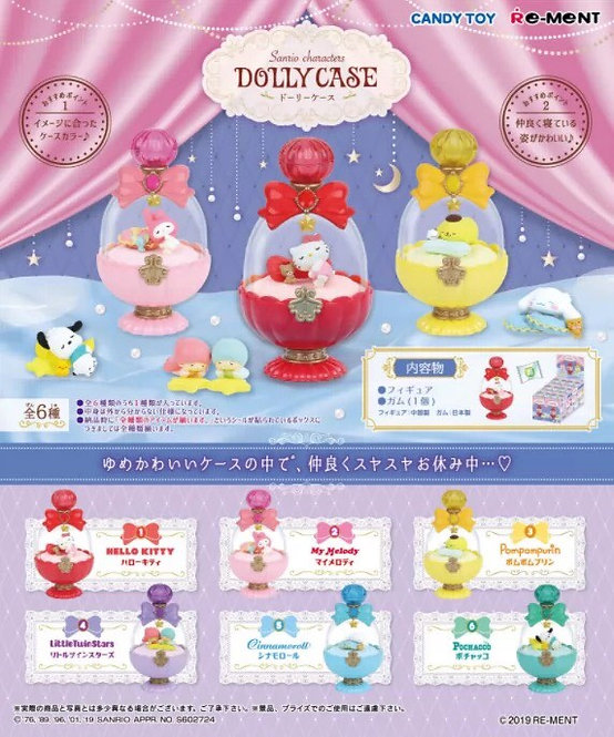 Sanrio Characters Dolly Case (one)