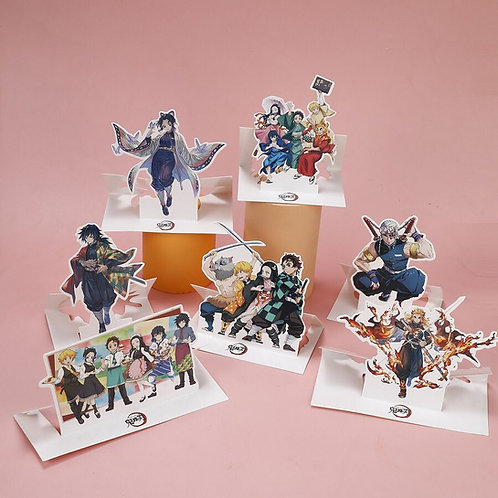 Demon Slayer Character Paper stand