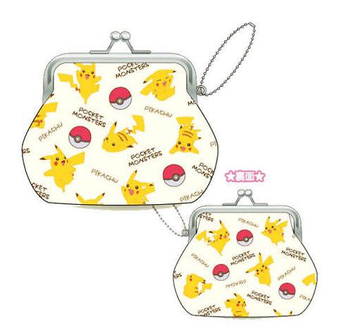 Pokemon – Pikachu & Pokeball Coin Purse