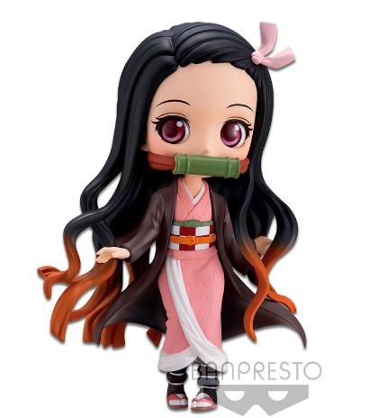 Demon Slayer: Kimetsu no Yaiba - Nezuko Kamado Qposket Figure