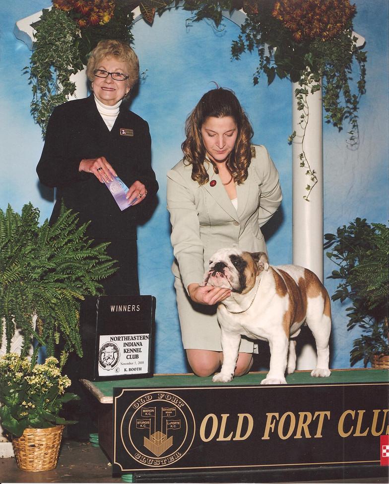 AKC Champion Exact Classic Patton 2009.j