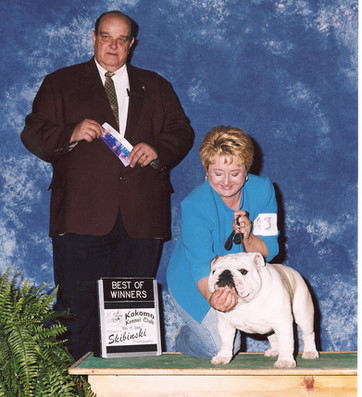 AKC Champion Exact Classic Iron Mike 200