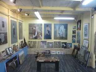 former Haifa Gallery Hanan Milner & Olga Oreshnikov