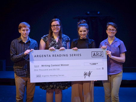 Cabot Student Wins ARS Writing Contest
