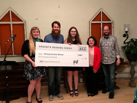 Contest Winner Earns $1,000 Prize, Finalists Surprised with $500 Each
