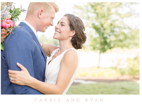 Real Wedding I Carrie + Ryan I July 06, 2019