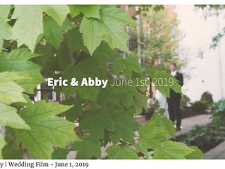 Real Weddings I Abby + Eric I June 1, 2019