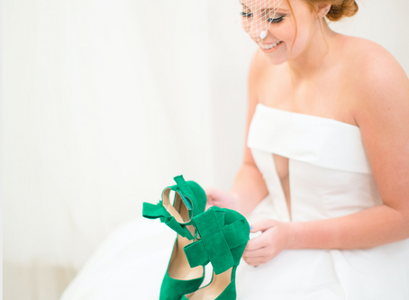 Pretty Little Details: Styling Fascinators for your Wedding Party
