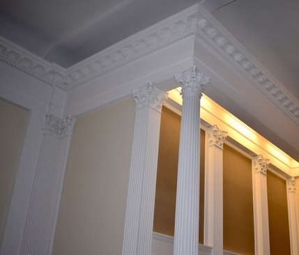 Columns and Moldings