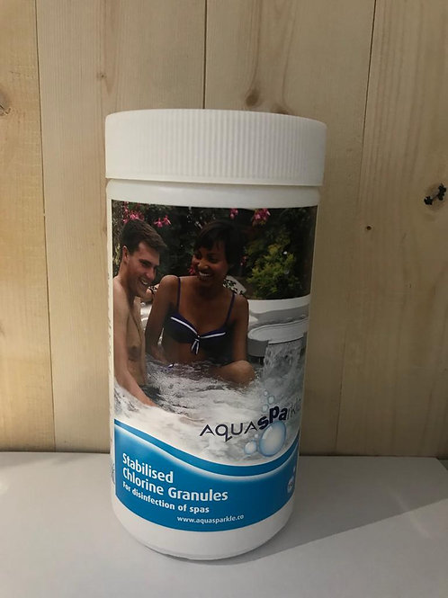 AquaSparkle Stabilised Chlorine Granules