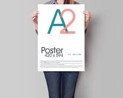 A2 Posters Personalised